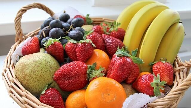Fructe ce conțin vitamina C