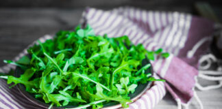 rucola - beneficii